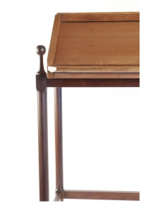 1960s Italian Teak Desk by Proserpio Fratelli