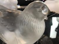 """René Lalique Pigeon """"Namur"""""""