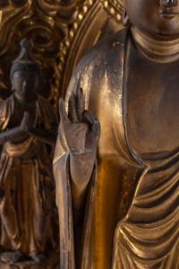 Bouddha Amida.