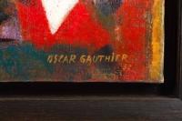 GAUTHIER Oscar (1921,2009)