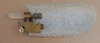1950/70 Applique Style BAROVIER  i TOSO en Cristal de Murano 41 x 14 cm