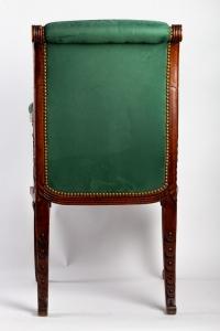 Fauteuil de Bureau XIXème siècle