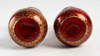 Paire de vases Art nouveau