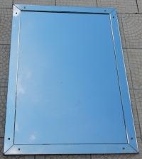 1950′ Miroir Venise Art Déco 114 X 82 CM