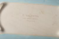 Trois Coupes 1950 de G VALENTIN pour VALLAURIS