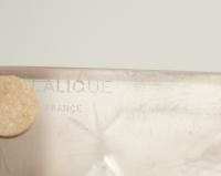 R Lalique : 6 moineaux sur une branche