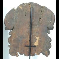 Paire de mascarons de boiserie – Venise 17ème siècle