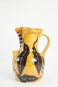 Grand pichet en faïence par Jean Lurçat (1892 -1966 ) - céramique année 50