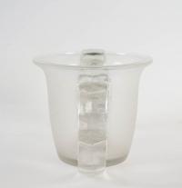 """René LALIQUE (1860-1945) Vase """"pierrefonds"""""""