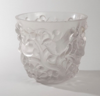 René Lalique Vase Avallon