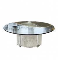 Marie Claude Lalique - Table 3 Lionnes