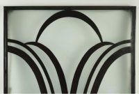 Pair of Large Art Deco Wall Lights, France, 1930