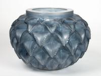 "Rene Lalique Vase ""Languedoc"""