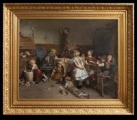 Eduard Schulz-Briesen (1831-1891) - la recréation circa 1875