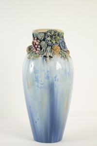 Grand vase en céramique art déco par Joseph Mougin (1876 - 1961 )