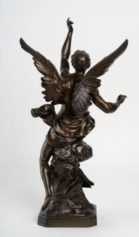 Bronze de Picault, XIXème