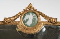 Joli miroir de table XIXème siècle