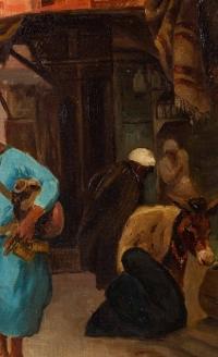 Peinture orientaliste, XIXème siècle