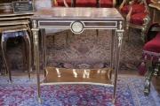 Table de style Louis XVI dans l'esprit de Riesner