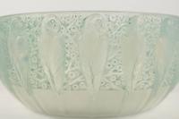 """René Lalique Opalescente Coupe """"Perruches"""""""