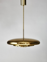 Brass Suspensions by Bergboms, 1960s