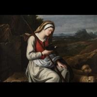 Sainte Geneviève, patronne de Paris – Cercle de Michel Dorigny