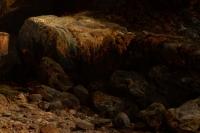 Falaises de Flamborough Head - Charles Joseph Kuwasseg (1802 - 1877)