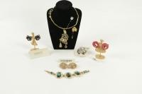 Bijoux créateur ,couturier et argent