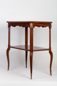 Une paire de tables Jansen(9 Rue Royale Paris) fin XIXème