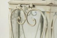 Lanterne Formant Une Serre Miniature, XXème Siècle