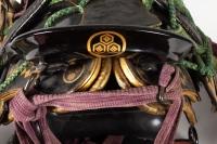 Selle de cheval de l'époque Edo (Kura ou Yamato gura) complète