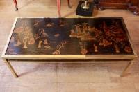 Table basse de la Maison Bagues