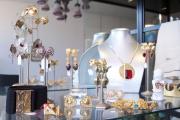 Ensemble de bijoux Yves St Laurent