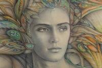 Tristan GARDNER par Gerald MORENO (1950-1990)