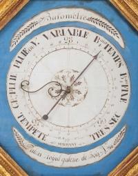 Baromètre d'époque 1er Empire (1804-1815) XIXème siècle