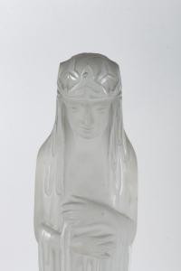 """Sculpture """"Source de la Fontaine"""" de René LALIQUE"""