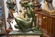 ORTIS - Sculpture Grand Nu de Femme