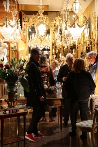 Clap de fin ! Galerie photos de nos Antiquaires