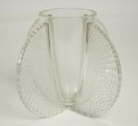 "René lalique Vase ""ORLY """