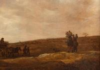 Jan Josephsz VAN GOYEN (1596– 1656)  peintre néerlandais du siècle d'or