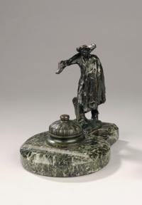 Homme à La Pelle Allant Au Travail - Jules Dalou (1838-1902)