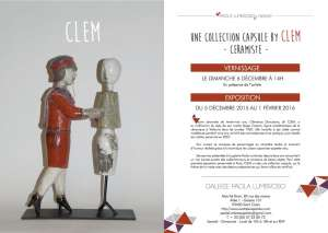 Une collection Capsule by CLEM céramiste