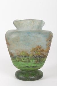 Vase signé DAUM Nancy