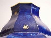 Vase monumental en porcelaine de Sèvres