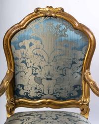 Fauteuil à chassis Venise XVIIIème