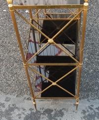 1950/70 Paire d étagéres 3 Niveaux Maison Bagués