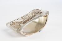 René Lalique  - Buvard « deux sirènes couchées »