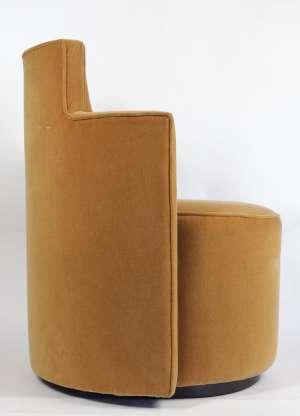 Paire de fauteuils d'Andrée Putman 1980