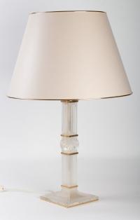 Lampe Lalique France en cristal