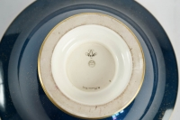 Coupe en porcelaine de sèvres - céramique année 50